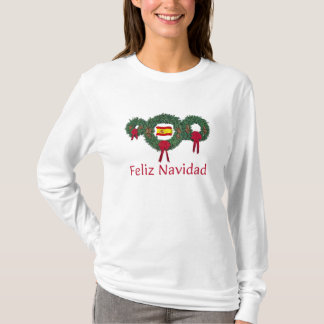 Spain Christmas 2 T-Shirt