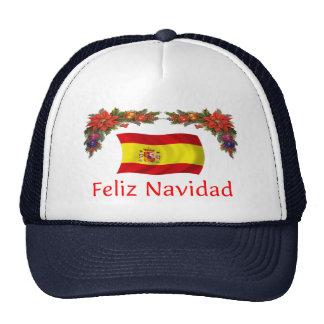 Spain Christmas Hat