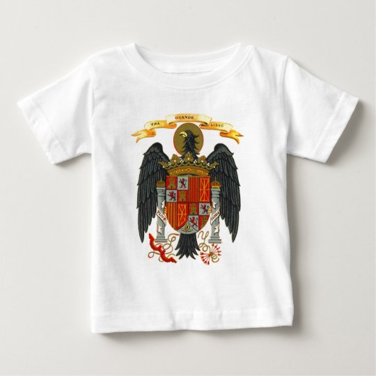 Spain Coat of Arms 1977 Baby T-Shirt