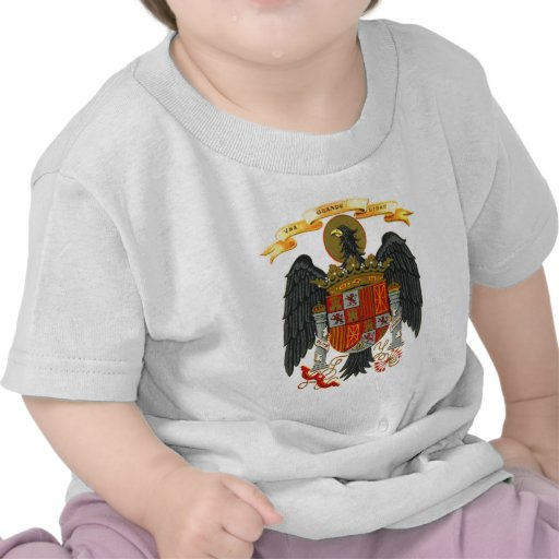 Spain Coat of Arms 1977 Shirts