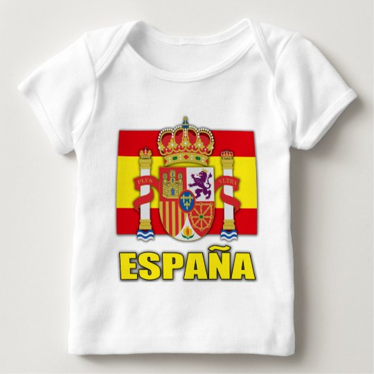Spain Coat of Arms Baby T-Shirt