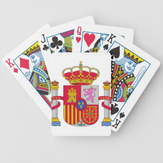 Spain Coat of Arms Bicycle Card Deck