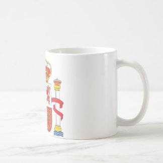 Spain Coat Of Arms Coffee Mug