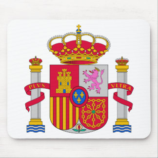 Spain Coat of Arms Mouse Pad