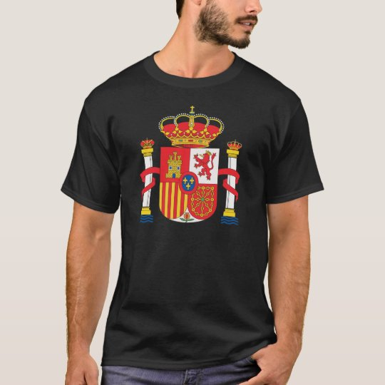 Spain Coat Of Arms T-Shirt