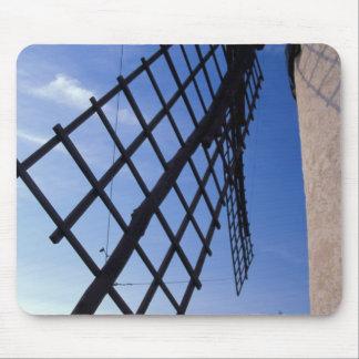 Spain, Consuegra, Castile-La Mancha Windmills Mouse Pad