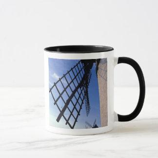 Spain, Consuegra, Castile-La Mancha Windmills Mug