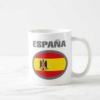 Spain Cool Flag Design! Coffee Mug