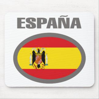 Spain Cool Flag Design! Mouse Pad