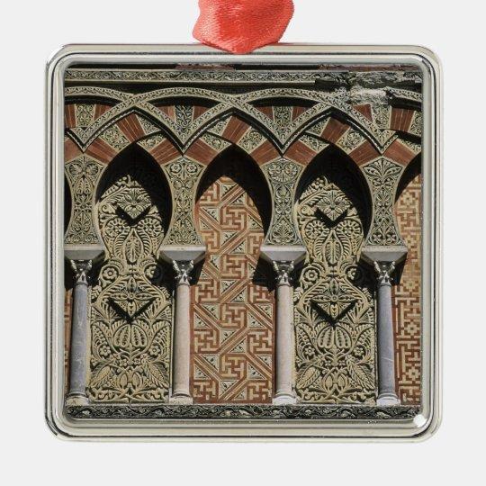 Spain, Cordoba, Moorish mezquita, (mosque). Metal Ornament