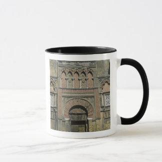 Spain, Cordoba, Moorish mezquita (mosque). Mug