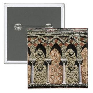 Spain, Cordoba, Moorish mezquita, (mosque). Pinback Button