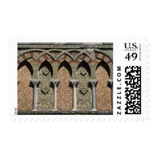 Spain, Cordoba, Moorish mezquita, (mosque). Postage Stamp