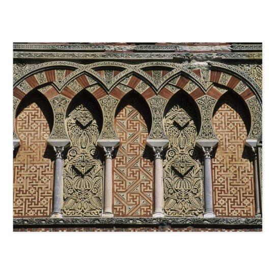 Spain, Cordoba, Moorish mezquita, (mosque). Postcard