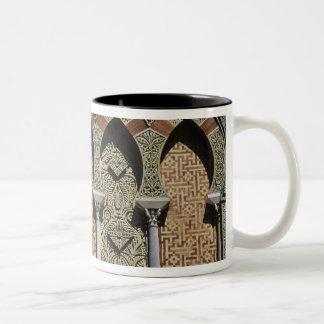 Spain, Cordoba, Moorish mezquita, (mosque). Two-Tone Coffee Mug