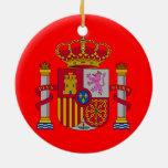 Spain* Custom Christmas Ornament Ornament