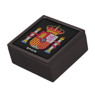 SPAIN Custom Jewelry and Accessory Box
