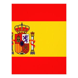 Spain Custom Letterhead