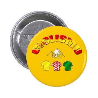 Spain Cycling Tour De France Winners Gifts Pinback Buttons