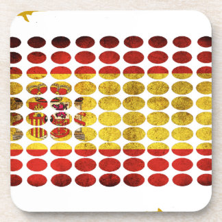 SPAIN DIRTY FLAG PRODUCTS COASTERS