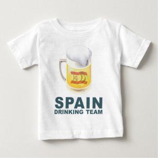 Spain Drinking Team Tshirts