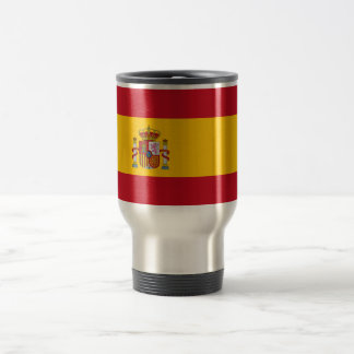 Spain ES 15 Oz Stainless Steel Travel Mug