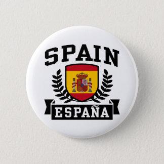 Spain Espana Button