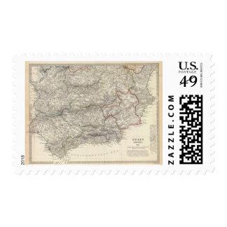 Spain Espana III Postage Stamp