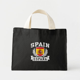 Spain Espana Mini Tote Bag