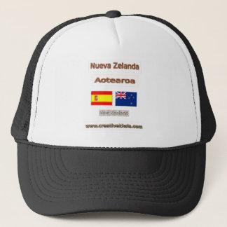 Spain, España, Nueva Zelanda Trucker Hat