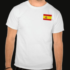 Selected Spain T-Shirt Front
