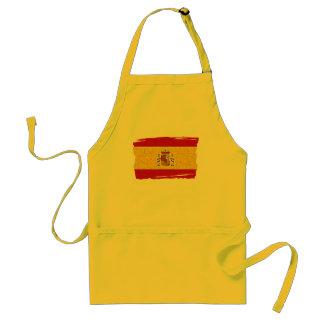 SPAIN FLAG Apron