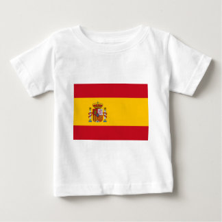 Spain flag baby T-Shirt