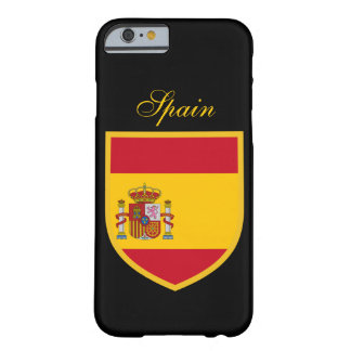 Spain Flag Barely There iPhone 6 Case