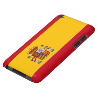Spain Flag iPod Touch Cases
