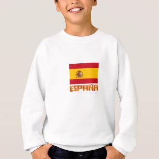 Spain - Flag / España - Bandera Sweatshirt