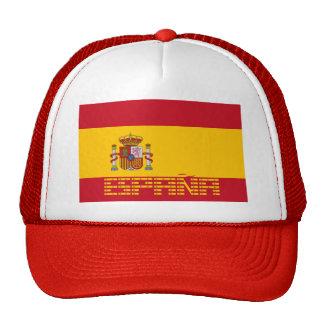 Spain - Flag / España - Bandera Trucker Hat