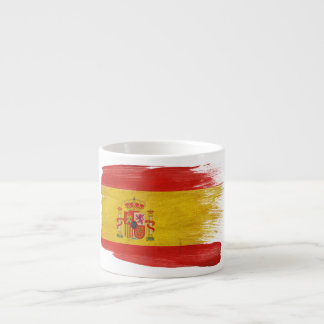Spain Flag Espresso Cup
