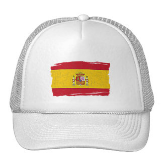 SPAIN FLAG Hat