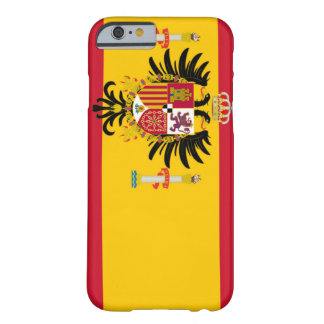 Spain flag image for iPhone 6 Barely There iPhone 6 Case