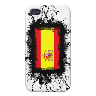 Spain Flag iPhone 4 Cover