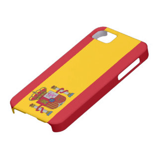 Spain Flag Iphone 5 Case