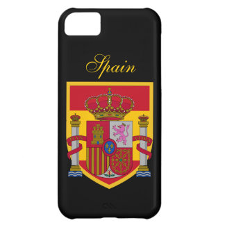 Spain Flag iPhone 5C Case