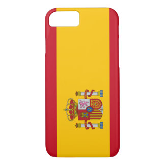 Spain Flag iPhone 7 Case