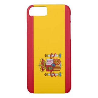 Spain Flag iPhone 7 Case