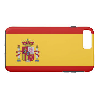 Spain Flag iPhone 7 Plus Case