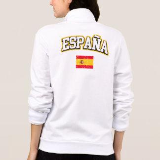 Spain Flag Jacket