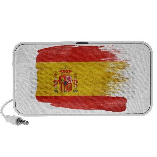 Spain Flag Mp3 Speaker