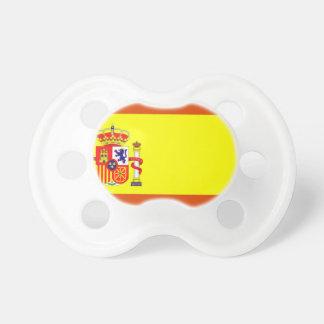 Spain Flag Pacifier