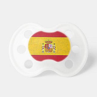 SPAIN FLAG Pacifier BooginHead Pacifier